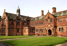 Gladstone Library - Side