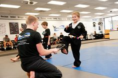 BALANCE - this skill helps students develop lower body muscles, core muscles, control, and more! Lower Body Muscles, Core Muscles, Krav Maga Martial Arts, Israeli Krav Maga, Self Defense Classes, Learn Krav Maga, Attention Span, Female Soldier, Ninjas