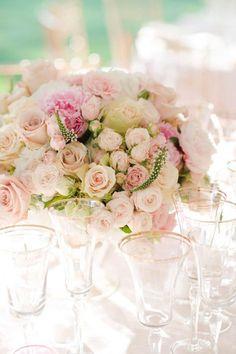 Chic Wedding Flower Ideas - repined by Marco Island Florist #destinationwedding