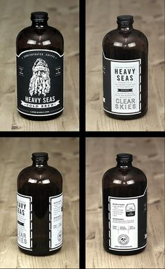 Heavy Seas Cold Brew on Behance
