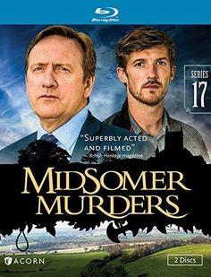 Neil Dudgeon & Gwilym Lee & Alex Pillai & Charles Palmer-Midsomer Murders, Series 17
