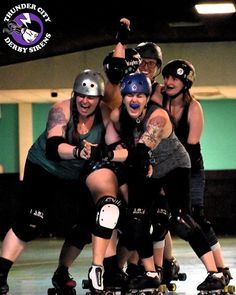 Our sirens will be working hard at practice tonight and having fun doing it! Thanks for the awesome photo BK Sports Photo! Thunder City, Deland Florida, Roller Derby, Sports Photos, Working Hard, Sirens, Teamwork, Have Fun, Thankful