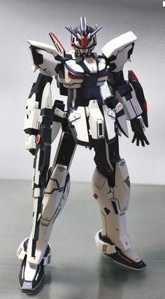 GUNDAM GUY: Dengeki Hobby X Gundam.Info - Gundam Kestrel Modeling Contest - Contest Entries