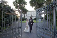 irish college wedding in rome