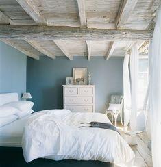 camera da letto shabby chic / Come avere una camera da letto felice #hogarhabitissimo
