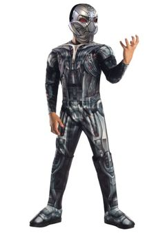 Child Ultron Costumes from the Avengers