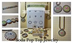 Soda pop top Jewelry