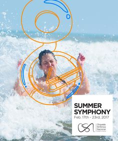Orquesta Sinfónica Nacional: Summer Symphony - Tuba | Ads of the World™