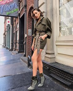 93 Best Fashion  Military Trend images  918cfac62