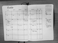 Un aperçu de mon bullet journal professionnel. Découvrez comment je track mes tâches, mes projets et mes rendez vous avec mon bullet journal.