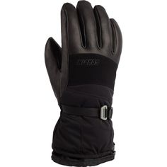 Gordini Polar Gloves.The Gordini Polar Gloves give you the gold standard of warmth in a winter glove without the price of gold.  Made with genuine deerskin