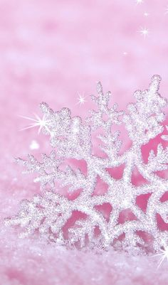 pink snowflake iphone wallpaper wallpapers pinterest iphone