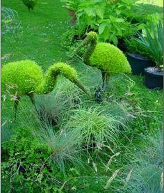 Amazing Fun & Art: Moss Art And Grass Art