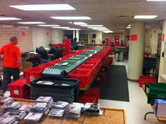 Lyngsoe sorter at Cincinnati Public