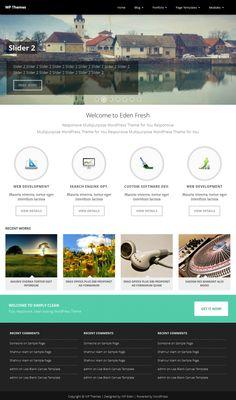 98 best WordPress images on Pinterest | Wordpress, Template and ...