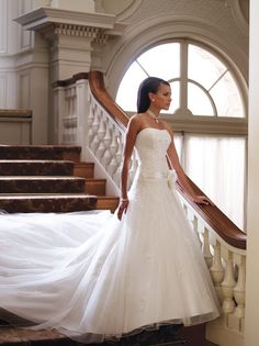 david tutera wedding dresses clearance | David Tutera Bridals 29245-Jolie David Tutera for Mon Cheri Bridal ...