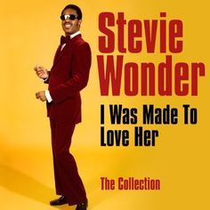 """Includes all the big Motown hits from the first decade of Stevie's great career. 12 tracks total, including """"For Once in My Life"""" and """"My Cherie Amore""""."""