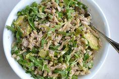 Warm-Weather Tuna Macaroni Salad