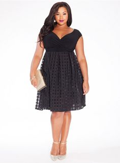 Adelle Plus Size Dress at Curvalicious Clothes#bbw #curvy #fullfigured #plussize #thick #beautiful#Sexy #fashionista #style #fashion #shop #online www.curvaliciousclothes.com TAKE 15% OFF Use code: TAKE15 at checkout