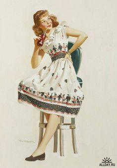 Haddon Hubbard Sundblom (1899-1976)