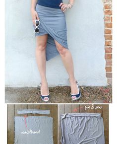 1000+ images about DIY Fashion on Pinterest   Skirts, DIY ...