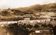 BH - Viaduto Santa Tereza, 1930