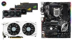 ASUS ROG Motherboard & Graphics Card Giveaway ( Z170 or X99 & GTX 1070 ) & MORE!