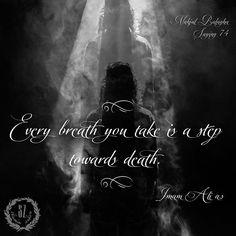 #imamali #imamaliquotes #imamalisayings #nahjulbalagha #soulfood #wisdom #death #vuslat #life #hayat #ahlulbait #ahlulbayt #ahlulbayt_says… Imam Ali Quotes, Islamic Quotes, Death, Wisdom, Sayings, Movie Posters, Life, Instagram, Lyrics