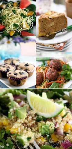 Top 10 recipes of 2010 from Gluten Free Goddess