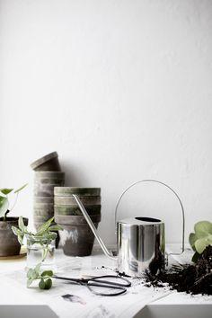 En inredningsblogg om inspiration för inredning & design - Hemtrender Go Green, Kitchen Appliances, Inspiration, Coffee Maker, Design, Home, Diy Kitchen Appliances, Biblical Inspiration, Coffee Maker Machine