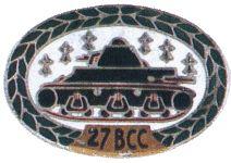 505e RCC-27eme Bataillon de Chars de Combat