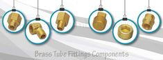 Owing to our vast experience of this industry, we are manufacturing, supplying and exporting a comprehensive range of #BrassTubeFittingComponents.  #BrassPlumbingFittings Visit @ http://www.brassplumbingfitting.com/brass-tube-fittings-components/