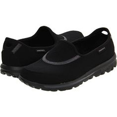 Skechers Go Walk-The most comfortable shoe you will ever put on your feet.