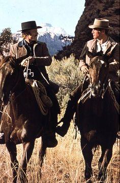 "Paul Newman & Robert Redford ~ ""Butch Cassidy And The Sundance Kid"" (1969)"