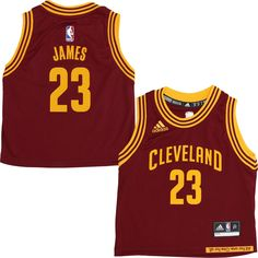 LeBron James Jersey : NBA Jerseys Shop, The company specializes in NBA Apparel,NBA Jerseys and More. Baby Boy Basketball, Lebron James Cleveland, Nfl Jerseys, Nba, Adidas Red, Tees, Sports, Youth, Stephen Curry