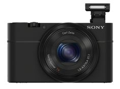 Sony launches Cyber-shot DSC-RX100 with 1-inch sensor
