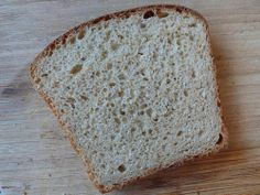 Super Easy No-Knead Whole Wheat Sandwich Bread | Recipe | Breads ...