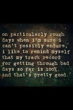 A little bit of inspiration. :)