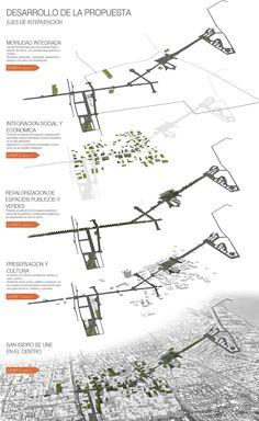 Galería de Tercer Lugar Concurso Nacional de Ideas para la Renovación urbana del área centro de San Isidro - 28