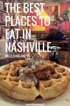 Nashville Food, Weekend In Nashville, Nashville Vacation, Visit Nashville, Tennessee Vacation, Nashville Tennessee, Best Restaurants In Nashville, Nashville Restaurants Downtown, Bluebird Cafe Nashville