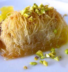 Homemade Kataifi recipe!