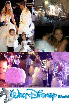 Mariah Carey – Vow Renewal And Twins' Birthday In Disneyland – So Cute !