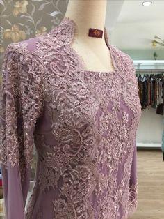 Kebaya Lace, Kebaya Hijab, Kebaya Brokat, Batik Kebaya, Kebaya Dress, Kebaya Muslim, Blouse Batik, Batik Dress, Batik Fashion