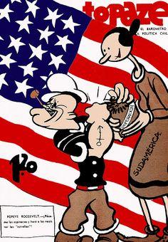 Popeye Roosevelt