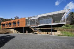 Galería de Casa Mt Macedon / Field Office Architecture - 14
