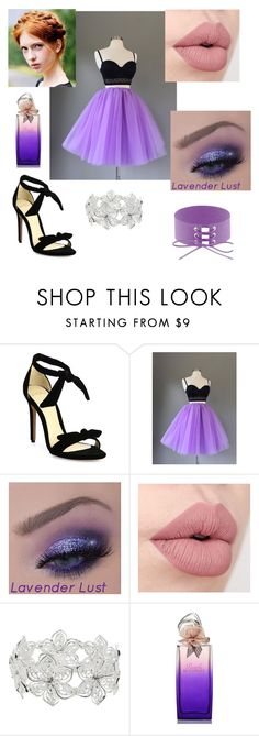 """~I Will Be Right Here Waiting For You~"" by bribrireed on Polyvore featuring Alexandre Birman, M&Co and Hanae Mori"