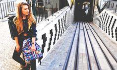 #bonnebags Clippings Bag, Lisbon