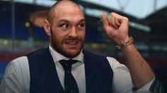 Tyson Fury pozbawiony tytułu mistrza przez IBF