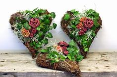 Heart Ornaments | Holmsunds flowers