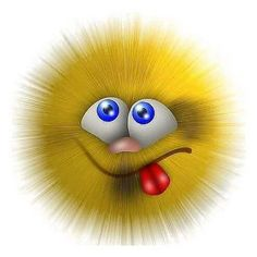 Fuzzy Faces Funny Bird Pictures, Cute Cartoon Pictures, Cute Pictures, Funny Photos, Cartoon Monsters, Cute Monsters, Little Monsters, Mickey Mouse Wallpaper Iphone, Funny Emoji Faces